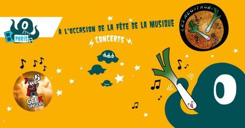 La Fête de la musique du Dernier Bar avant la Fin du Monde