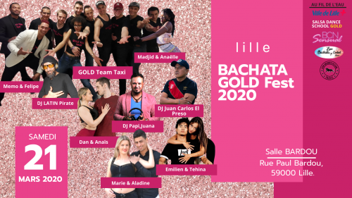 Bachata Gold Fest 2020