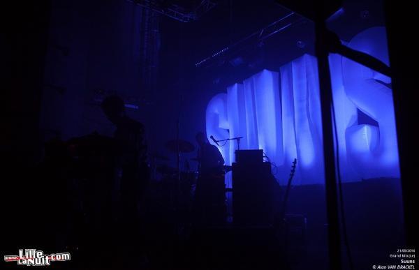 Suuns + Ed Wood Jr. au Grand Mix de Tourcoing