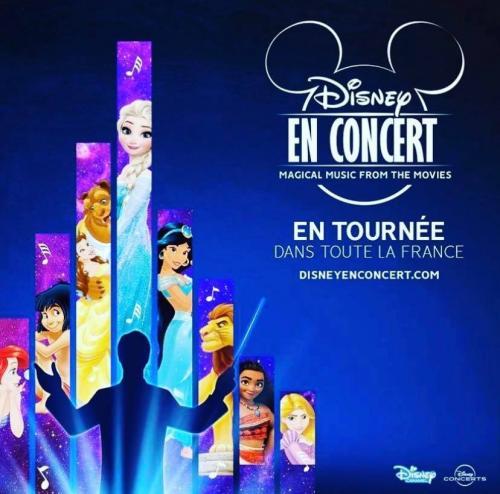 Disney en ciné-concert