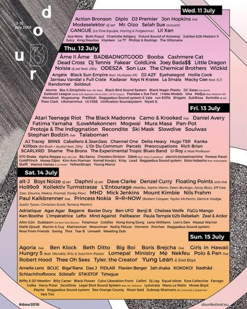 Dour Festival, la 30e édition