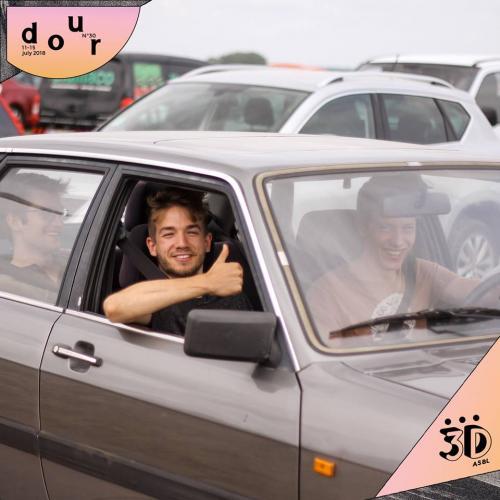 Comment se rendre au Dour Festival 2018 ?