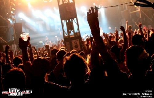 Dour Festival, le programme musical de cette 30e édition