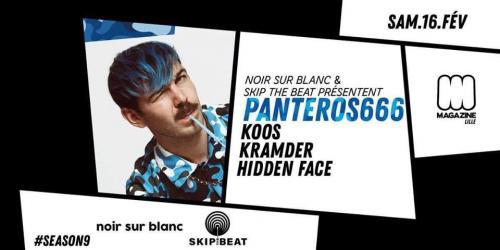 Skip The Beat au Mag avec Panteros666…