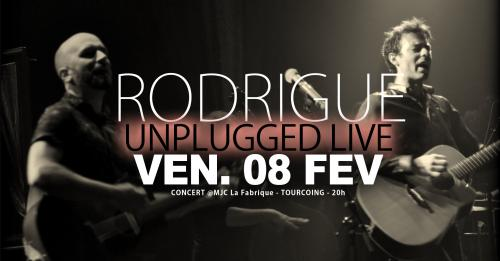 Rodrigue – Unplugged Live
