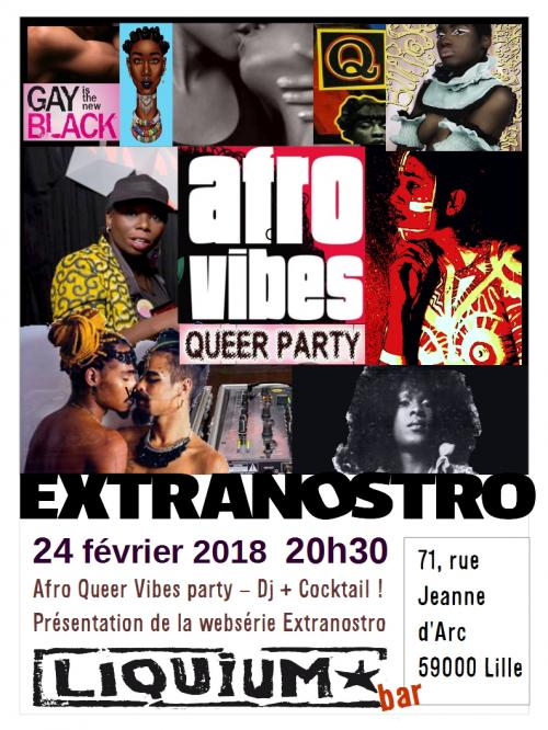 Afro Queer Vibes Party #3