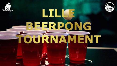Beer Pong Tournament