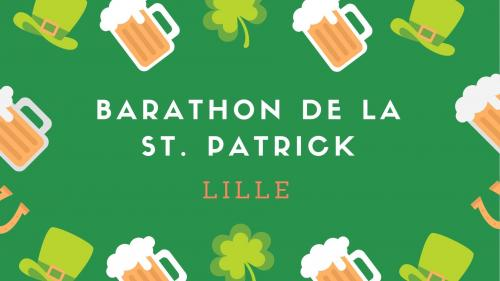 Barathon de la Saint-Patrick