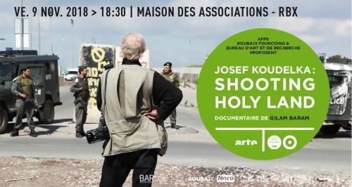 Josef Koudelka : photographier la Terre sainte