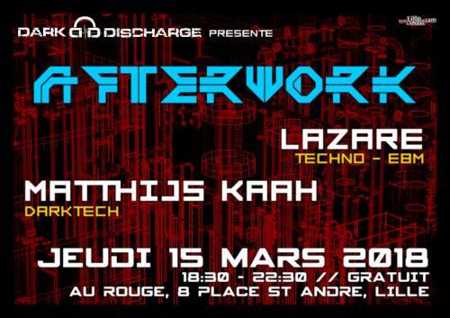 Afterwork Dark Discharge