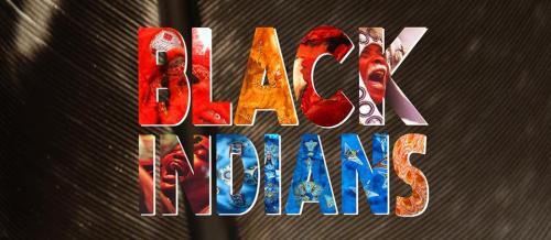 Black Indians en présence de chief david