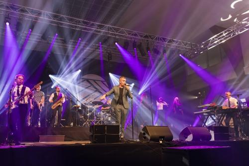 Electro Deluxe fête la musique à l'Hippodrome de Marcq-en-Baroeul