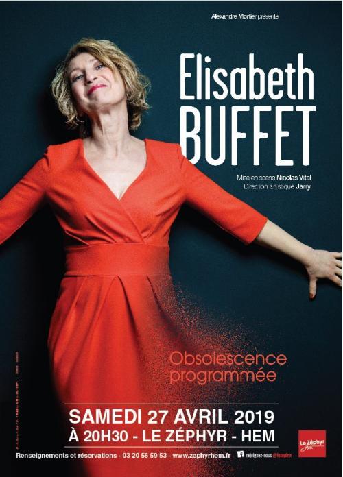 Elisabeth Buffet – Obsolescence Programmée