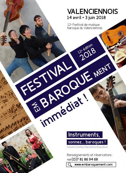 Festival Embaroquement Immédiat 2018