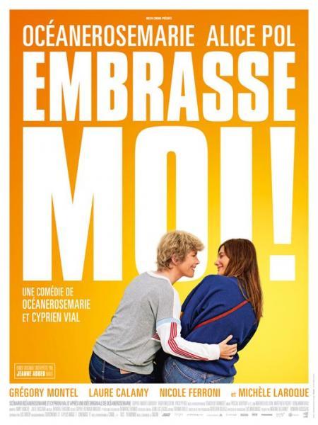 «Embrasse-moi !» : Océanerosemarie dans une comédie romantique entre deux femmes. Drôle et universel !