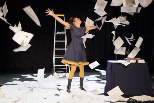Jacqueline Verger vous enseigne le droit au théâtre