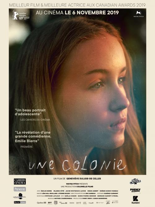 Une colonie au Kino – Brunch/Projection