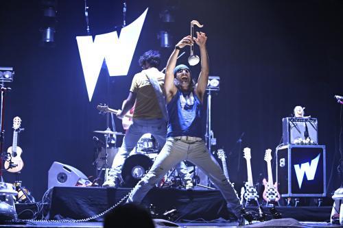 Stadium Tour : La revanche du Rock'N'Roll