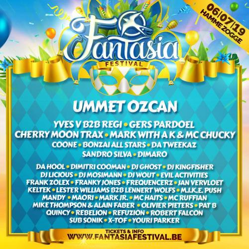 Fantasia Festival, Hamme-Zogge