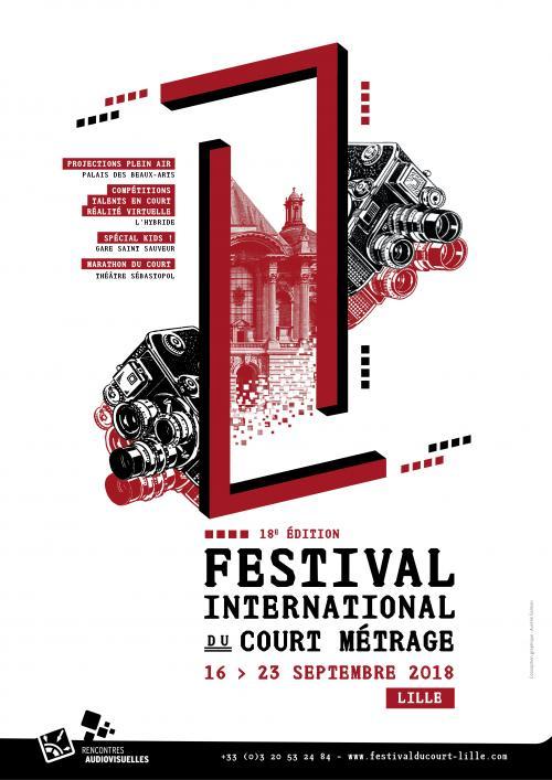 La 18e édition du Festival International du Court Métrage de Lille