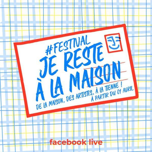 Ambiancez-vous dans votre salon avec le festival #JeResteALaMaison