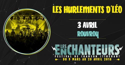 Festival Les Enchanteurs 2018 – Les Hurlements d'Léo