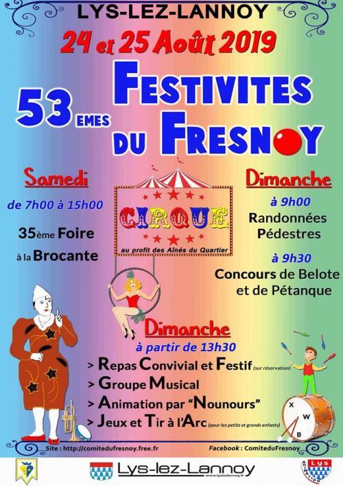 Les Festivités du Fresnoy