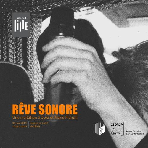Rêve sonore, invitation à Dora et Mario Pieroni