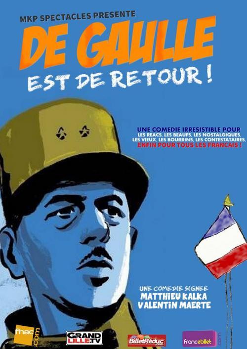De Gaulle est de retour !