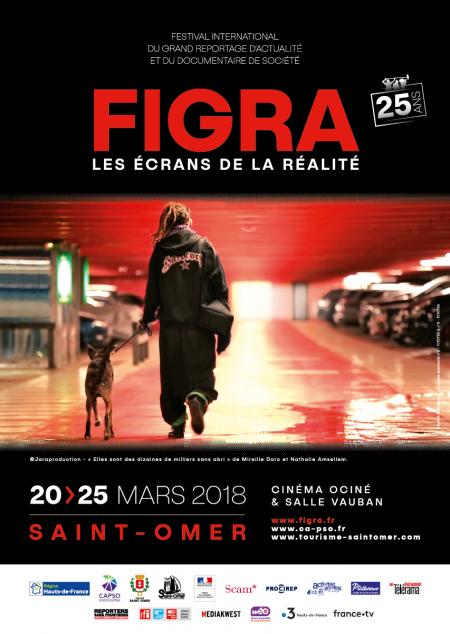 Rendez-vous à Saint-Omer pour la 25ème édition du FIGRA
