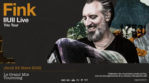 Fink de retour au Grand Mix