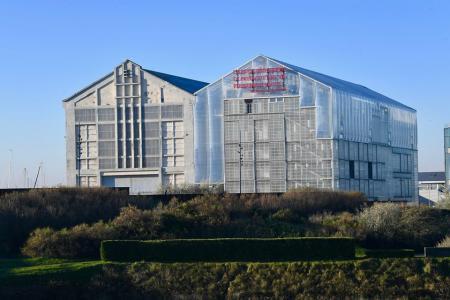 Visitez Le Frac Grand Large à Dunkerque