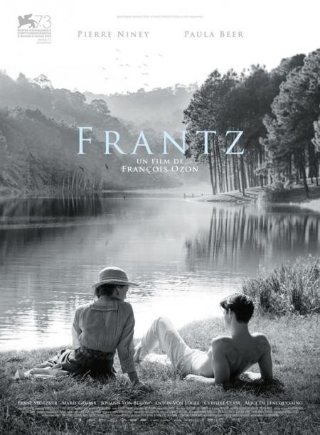 «Frantz» Pierre Niney et Paula Beer, révélation fascinante, dans le dernier Ozon