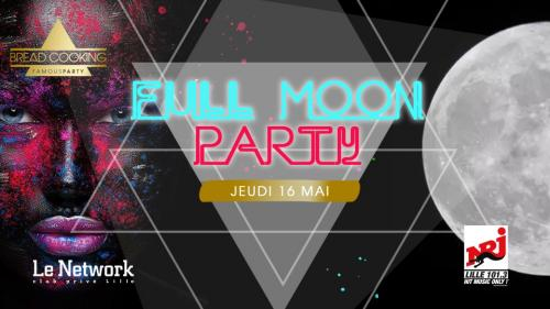 Full Moon Party au Network