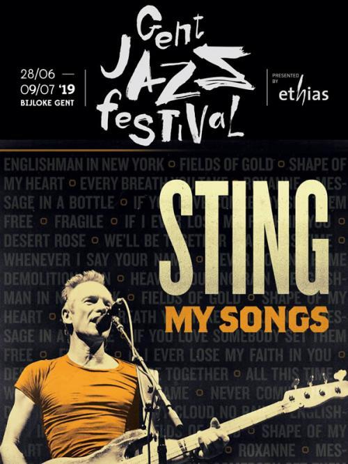 Gent Jazz Festival Belgium