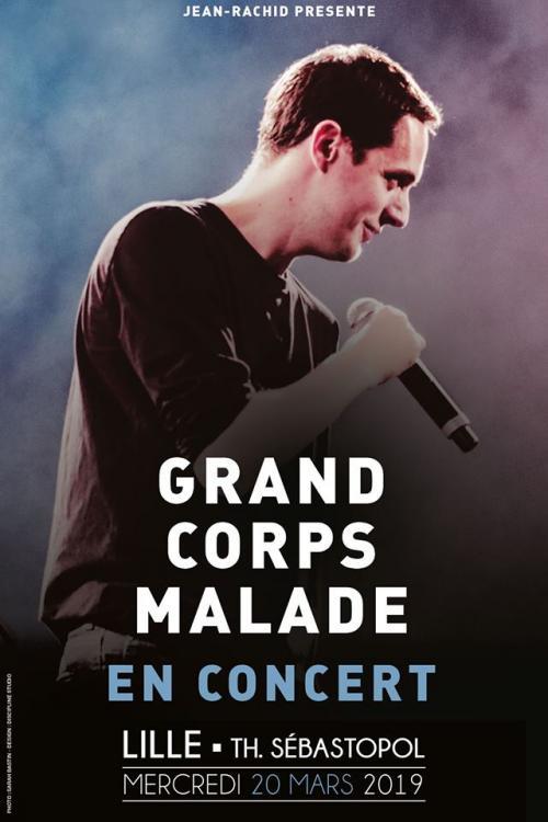 Grand Corps Malade – Le Tour du Plan B