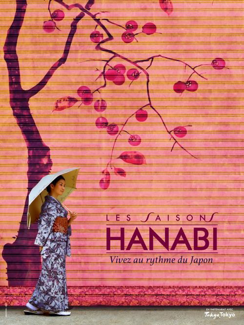 Festival les Saisons Hanabi – édition de printemps
