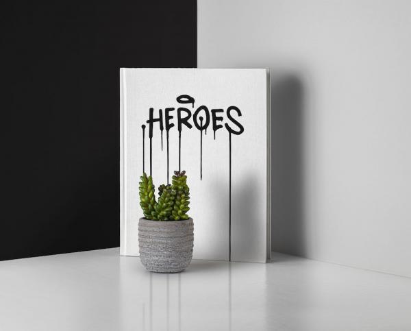 «Heroes», la 2e édition du livre Coron[ART]virus pour soutenir le CHU de Lille