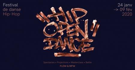 Hip Open Dance festival revient à Lille pour une nouvelle édition