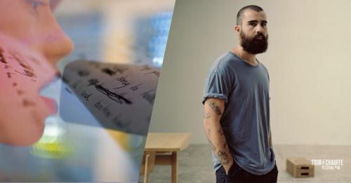 Hugo Barriol + Graffiti Fish – Festival Tour de Chauffe