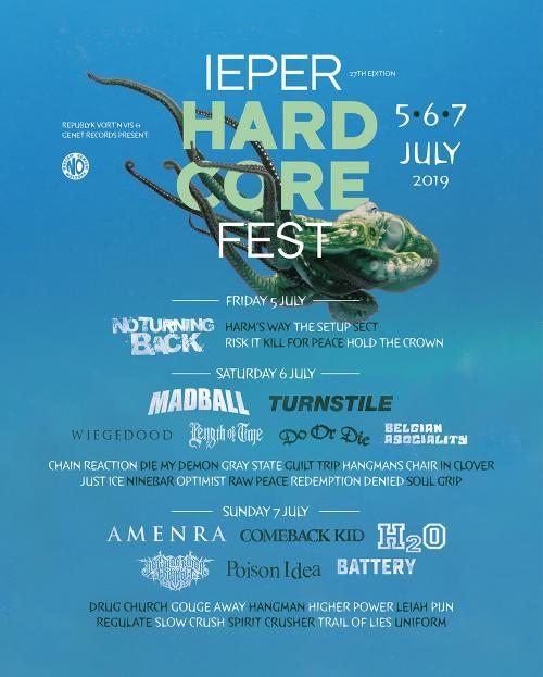 Ieper Hardcore Fest