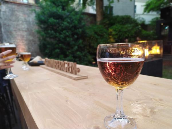 Grimbergen Burning Bar