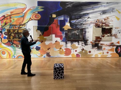 Le Palais des Beaux-Arts de Lille donne carte blanche au dessinateur lillois François Boucq pour son Open Museum