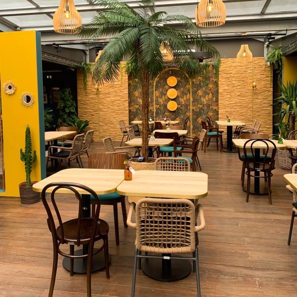 L'Oasis, le nouveau bar de la Citadelle qui nous fait voyager sous les tropiques !