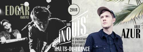 Les Hauts-de-France ont leurs lauréats pour le Printemps de Bourges