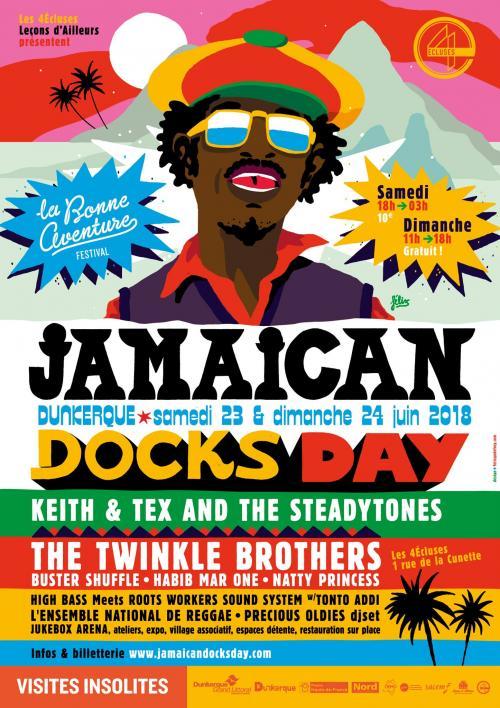 Jamaican Docks Day Festival 2018
