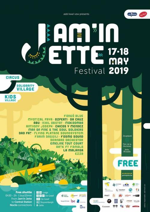 Jam'in Jette Festival