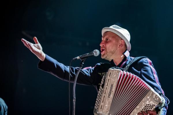Jef Kino fête ses 50 ans au Splendid