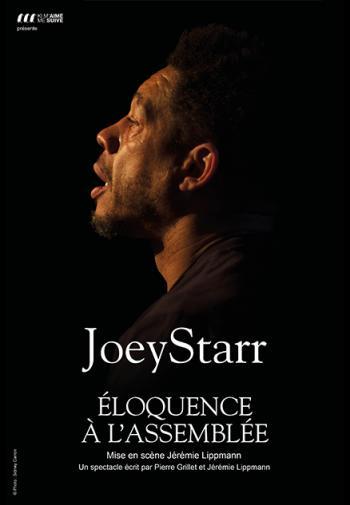 JoeyStarr – Eloquence à l'Assemblée