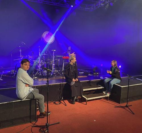 Un concert rock électro pour la Journée de la Trisomie